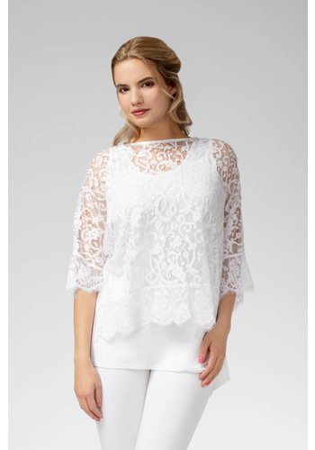 Kayla Bamboo Lace Top