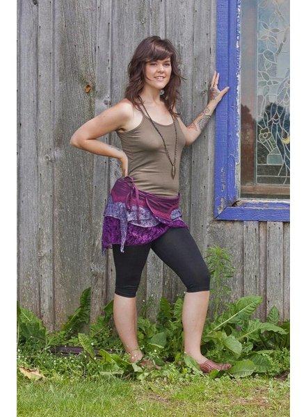 Alchemy Lace Wrap Skirt