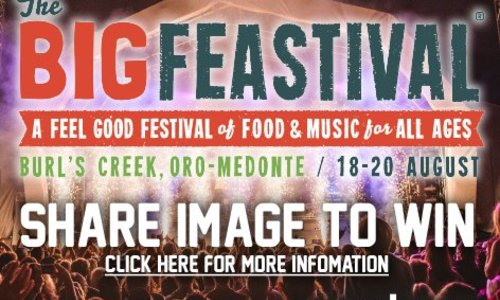 Free Ticket Give Away- Big Feastival Competition info