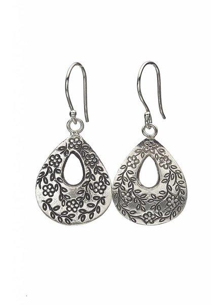 Talis Vine Drop Earring