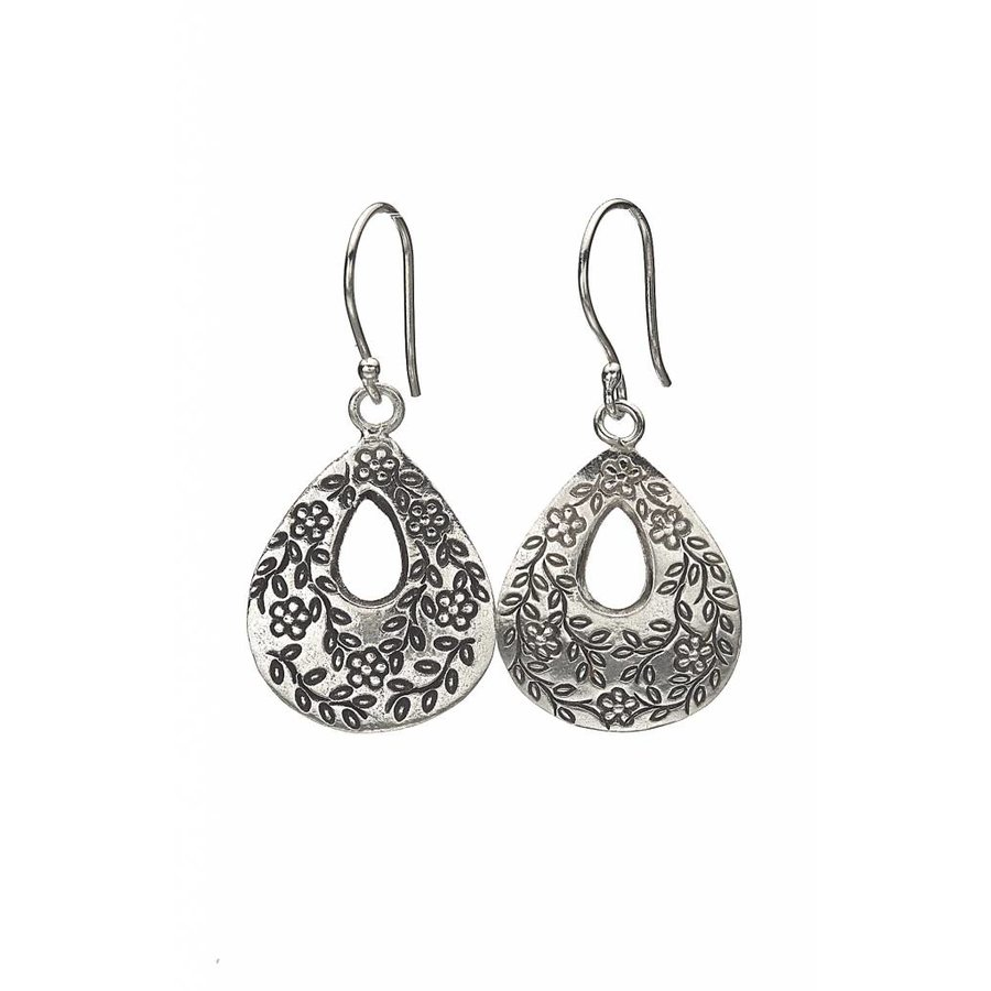 Talis Vine Drop Earring
