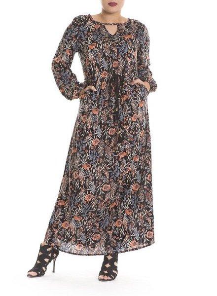 Poppy Power Dress