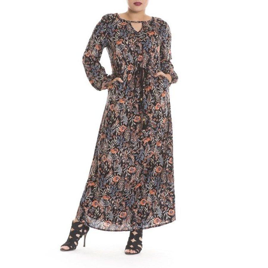 Guru Poppy Power Dress