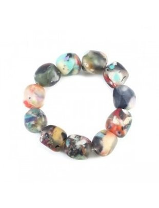Jelly Bead Bracelet