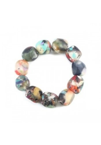 Jelly Bead Bracelet