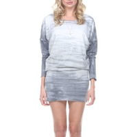 Rock Cotton Tie Dye Tunic