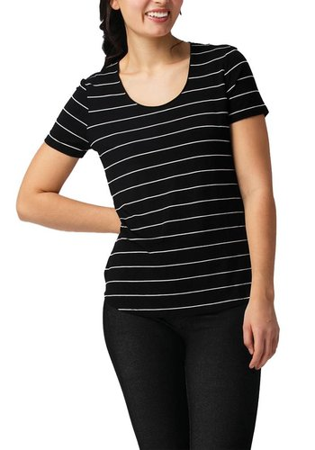 Bamboo Brenda Scoop Neck Top