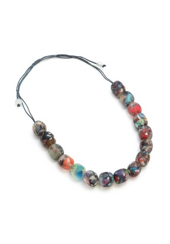 Jelly Bead Necklace