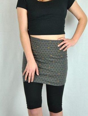 Elevation Trade Graphic Mini Skirt