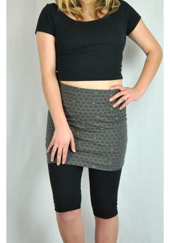 Elevation Trade Graphic Mini Skirt
