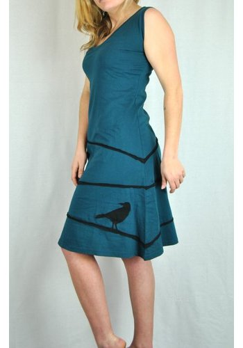 Elevation Trade Bird On Wire Dress