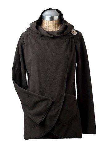 Fleecia Hooded Wrap