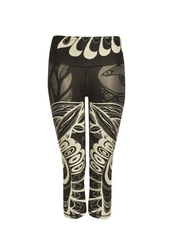 Nominou Moving in Passion Capri Legging