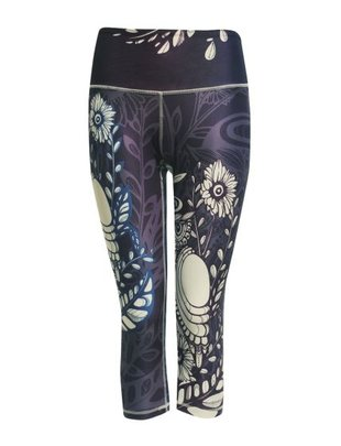 Nominou Stiller of Storms Capri Legging