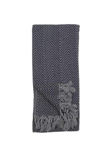Pokoloko Large Fishbone TurkishTowel