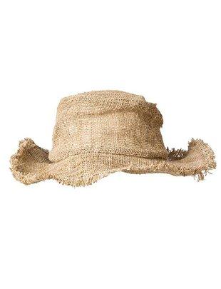 Ark Imports Ark Wire Rim Hemp Hat- Natural