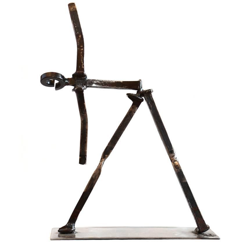 Yoga Pose Sculptures