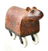 Bear on Wheels