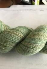 Alpaca Yarn, Eucalyptus, Lace