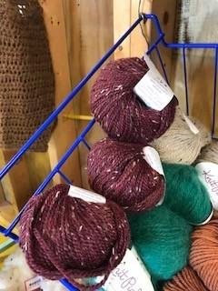 Alpaca Yarn, Blue Blood, DK 50g