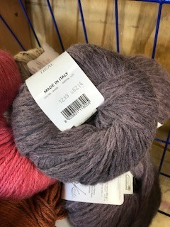 Alpaca Yarn, Lavender Tikal DK  50 g