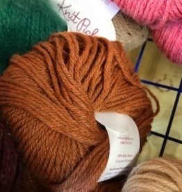 Sale Alpaca Yarn, Mesa Heather Sport 50 g