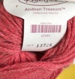 Sale Alpaca Yarn, MidSummer Heather DK 50 g
