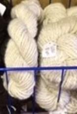 Alpaca Yarn, Willie, White, Worsted, 80y