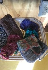 Alpaca Bags, Crocheted, Multicolor