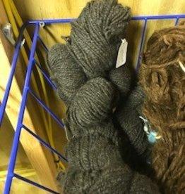 Alpaca Yarn, Beretta, Worsted, Dark Rose Gray 130y