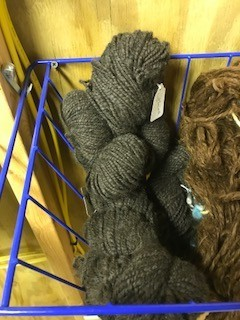 Alpaca Yarn, Beretta, Dark Rose Gray, Worsted, 100y