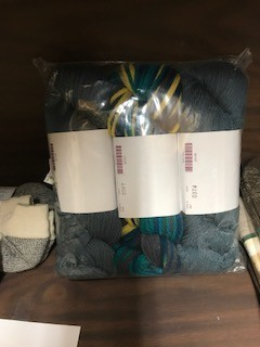 Knitting Kits, Hat and Scarf