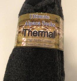 Alpaca Socks, Thermal Large
