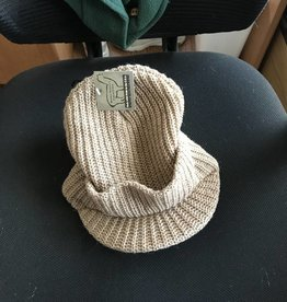 Alpaca Hat, Mash Hat with Bill