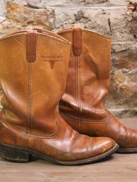 Mason Western Boots M Sz 9
