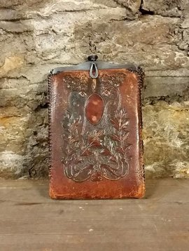 1920's Tooled Bag