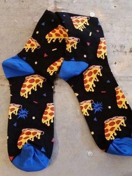 Pizza Party Crew Socks