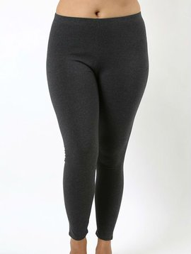 Charcoal Primo Curvy Legging
