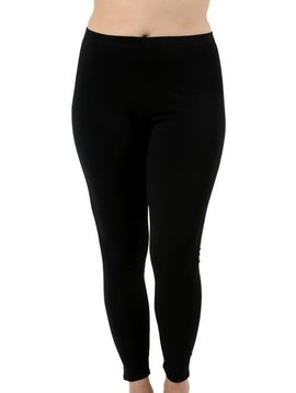 Black Primo Curvy Legging