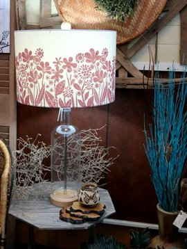 Field Flower Lamp