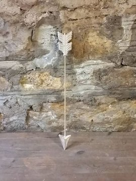 Gold Arrow Decor Medium