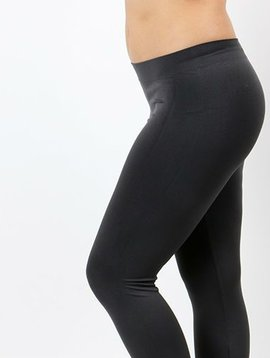 D. Gray Curvy Stretch Legging