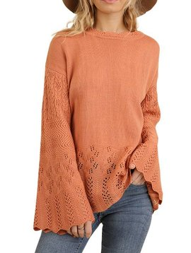 Tula Bell Sweater