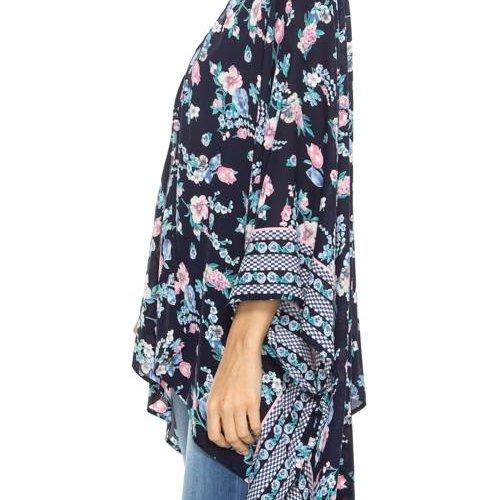 Jules Floral Kimono