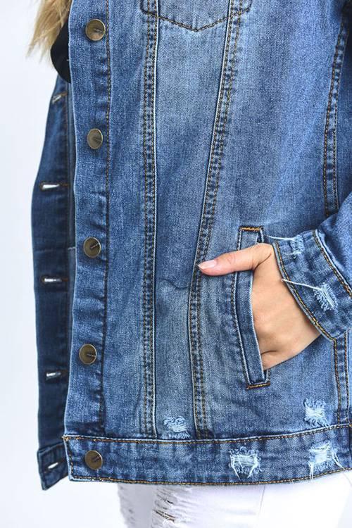 Roxy Denim Jacket