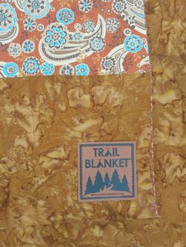 Cactus Creek Trail Blanket #7