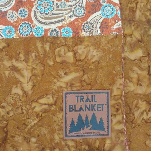 Cactus Creek Trail Blanket #7