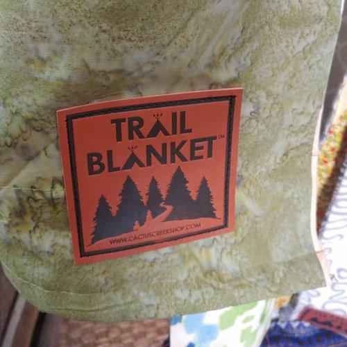 Cactus Creek Trail Blanket #8