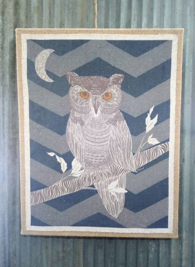 High Quality Owl Wall Art