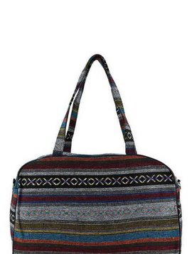 Aztec Duffel Bag Rainbow